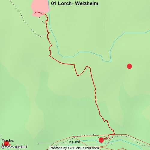 01 Lorch- Welzheim-map