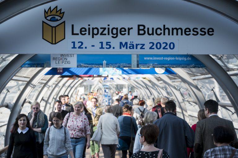 Buchmesse Leipzig Corona